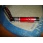 3-in-1 1-Mode White Light LED Keychain Flashlight + Red Laser (3xLR44)