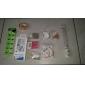 5 PCS Natural Fashion Nail Glue  (2g/pc)
