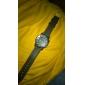 Мужской Спортивные часы Наручные часы Кварцевый силиконовый Группа Черный