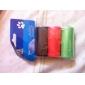 pethingtm tutela ambientale sacchetto monouso portatile (tre-in-one set)
