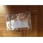 Pendentif de collier Forme Géométrique Forme de Triangle Cuivre Alliage Européen Argent Doré Bijoux Pour Quotidien Décontracté