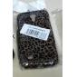 Mini Leopard Pattern Back Cover TPU Soft  Case for Samsung Galaxy S4 Mini I9190