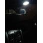 T10 Car White 3W SMD LED Instrument Light License Plate Light Turn Signal Light Brake Light