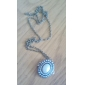Long pearl necklace retro sweater chain female moonlightchest