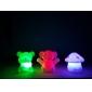 Coway Прекрасный Грибной Стиль Ночной Разноцветный свет светодиодных ламп