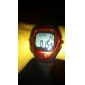Unisex Calorie Counter Heart Rate Monitor Style Rubber Digital Automatic Wrist Watch (Assorted Colors) Cool Watch Unique Watch Fashion Watch
