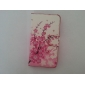 Elegant Flower Case with Stand and Card Slot for Samsung Galaxy S4 I9500