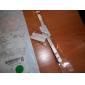 Lureme®High Quality Shining CZ Diamond Ring
