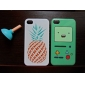 Cartoon Figure Pattern PC Hard Back Cover Case for iPhone 4/4S