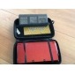 Protective 6-Cart Game Cartridge Cases for NDS/DS Lite/DSi (Black)