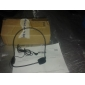 Wired Headset Microphone For Voice Amplifier Speaker Mike With Bright Clear Sound