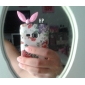 3.5mm Cute Rabbit's Ear Pattern Alloy Anti-dust Plug (Assorted Colors)