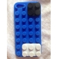 Toy Bricks Design Soft Case for iPhone 5 (Assorted Colors)