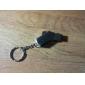 8gb tourner matériau métallique Mini USB stylo lecteur flash