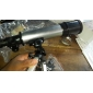 Outdoor 1.5X Anascope Beginners' Astronomical Telescope with Two Eyepiece Lens (H20mm,H6mm)