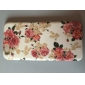 iPhone 6/6S compatible Flower Pattern Back Cover / Case