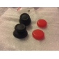 Replacement 3D Rocker Joystick Cap Shell Mushroom Caps and Thumb Stick Grips for Ps4(Assorted Colors)