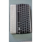 """Case """"Clavier"""" Pattern Matériau Nylon imperméable manches pour 11 """"/ 13"""" / 15 """"Laptop & Tablet"""