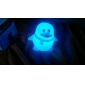 Penguin Rotocast Color-changing Night Light
