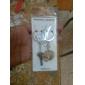 Jeftini privjesci od nehrđajućeg čelika za parove (srca / 2 komada)
