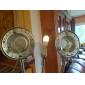 G9 4 W 9 SMD 5630 280 LM Warm White Globe Bulbs AC 220-240 V