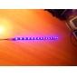 Лента светодиодная водонепроницаемая гибкая 0,3 15x1210SMD холодный белый/синий свет (DC 12V)