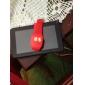 Hombre Reloj de Pulsera Digital LED Pantalla Táctil Calendario Silicona Banda Negro Blanco Azul Rojo Marrón Gris Rosa Morado RoseRosa