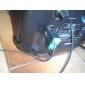 RCA штекер для AV Terminal Connector 2-Терминал AV Adapter - черный + зеленый