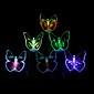 Красочные, светодиодные лампы в виде бабочек (случайный цвет)