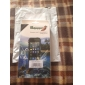 Perfect Designed Cool All-around Waterproof Hard Case with Cleaning Cloth for iPhone 5/5S (Assorted Colors)