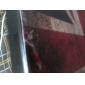 bretagne syndicat drapeau autocollant motif de prise ordinateur portable de la peau de protection pour 15.6