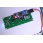 LCD1602 Adapter Board w/ IIC / I2C Interface - Black (Works With Official (For Arduino) Boards