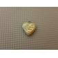 Ожерелье Кулоны Бижутерия Для вечеринок Повседневные Первоначальные ювелирные изделия Медь Подарок Бронза