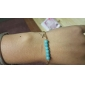 la mode shixin® résine bleue bracelet de charme de forme de croix (1 pc)