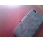Fashion® Retro Style Nubuck Genuine Leather wallet case for iphone 4/4s with Stand Card Slot