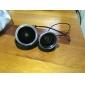 Magnético 3 em 1 lente grande angular / lens/180 Macro lente olho de peixe / Kit Conjunto para iPhone 5/4 / iPad / Celular