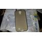 Pour Samsung Galaxy Coque Ultrafine Transparente Coque Coque Arrière Coque Couleur Pleine PUT pour Samsung S4