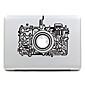 Retro Camera Apple Mac Decal Skin Sticker Cover for 11