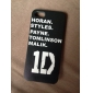 ID Pattern Hard Case for iPhone 5/5S
