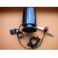 Klaxon Electronique de Vélo avec Clignotant et Support (120dB)