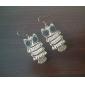 Boucles d'oreille goutte Alliage Mode Forme d'Animal Chouette Bijoux Quotidien
