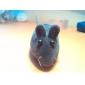 찍찍 거리는 마우스 스타일의 고양이 스크래치 장난감 (색상 랜덤)