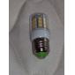 E26/E27 5 W 30 SMD 5050 410 LM Warm White Corn Bulbs AC 220-240 V