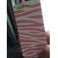 zèbre cas dur de modèle pour l'iphone 5/5s bande (couleurs assorties)