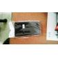 블랙 베리 Z10 (블랙, 화이트)를위한 방어적인 PU 가죽 상자