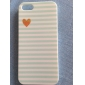 iPhone 7 Plus Loving Heart Pattern Back Case for iPhone5/5S