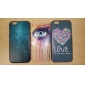 Color of Love Pattern hard Case for iPhone 6