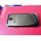 Pour Samsung Galaxy Coque Transparente Coque Coque Arrière Coque Couleur Pleine Polycarbonate pour Samsung S4 Mini