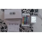 z®zdm 24 клавиши ИК пульт дистанционного управления для RGB 3528SMD 5050SMD светодиодные полосы света (12v 3x2a)