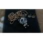 Бижутерия Ожерелья с подвесками Для вечеринок Сплав Женский Золотой Свадебные подарки